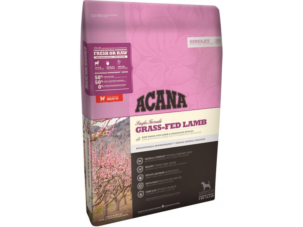4412 acana singles grass fed lamb 6 kg
