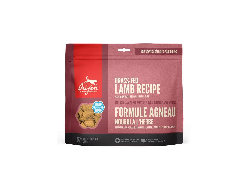 4640 4 orijen grass fed lamb 92 g