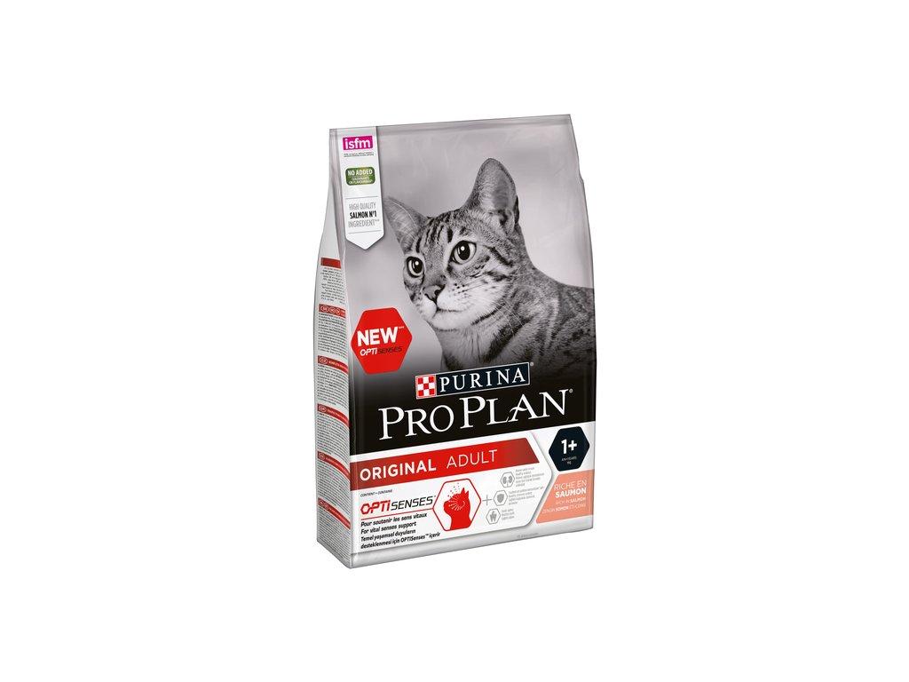 PRO PLAN CAT ADULT losos 3 kg