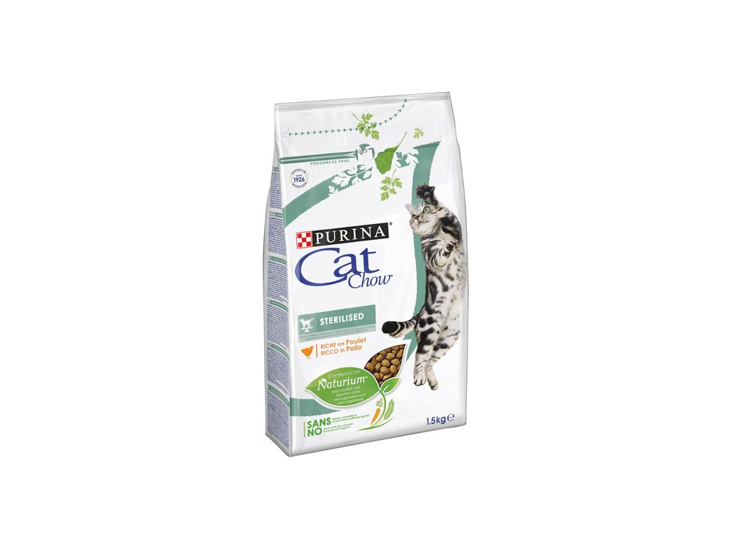 CAT CHOW SPECIAL CARE Sterilized 1,5 kg
