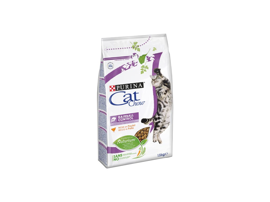 CAT CHOW SPECIAL CARE Hairball Control 1,5 kg