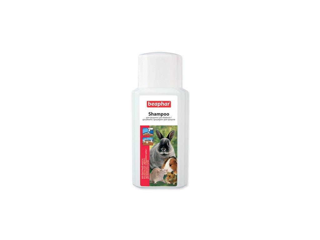 šampón Beaphar pro hlodavce 200 ml