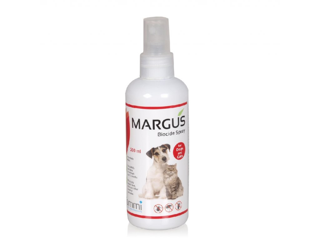MARGUS Biocide Spray 200 ml
