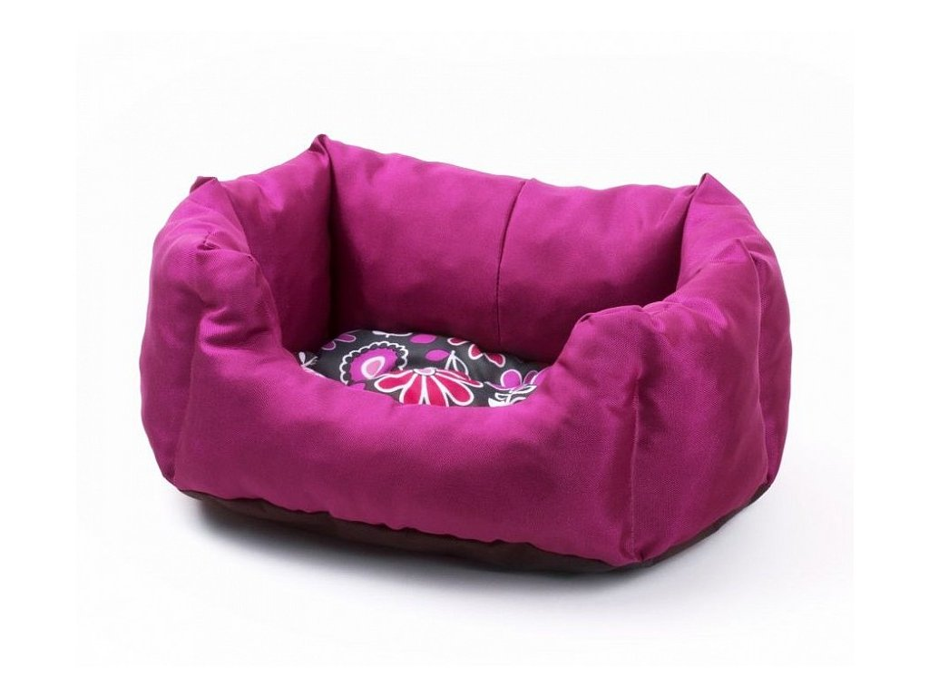 Pelíšek Lux č. 2 růžový