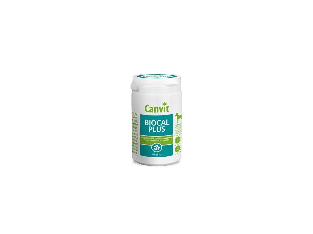 Canvit Biocal Plus pro psy ochucený 1000 g