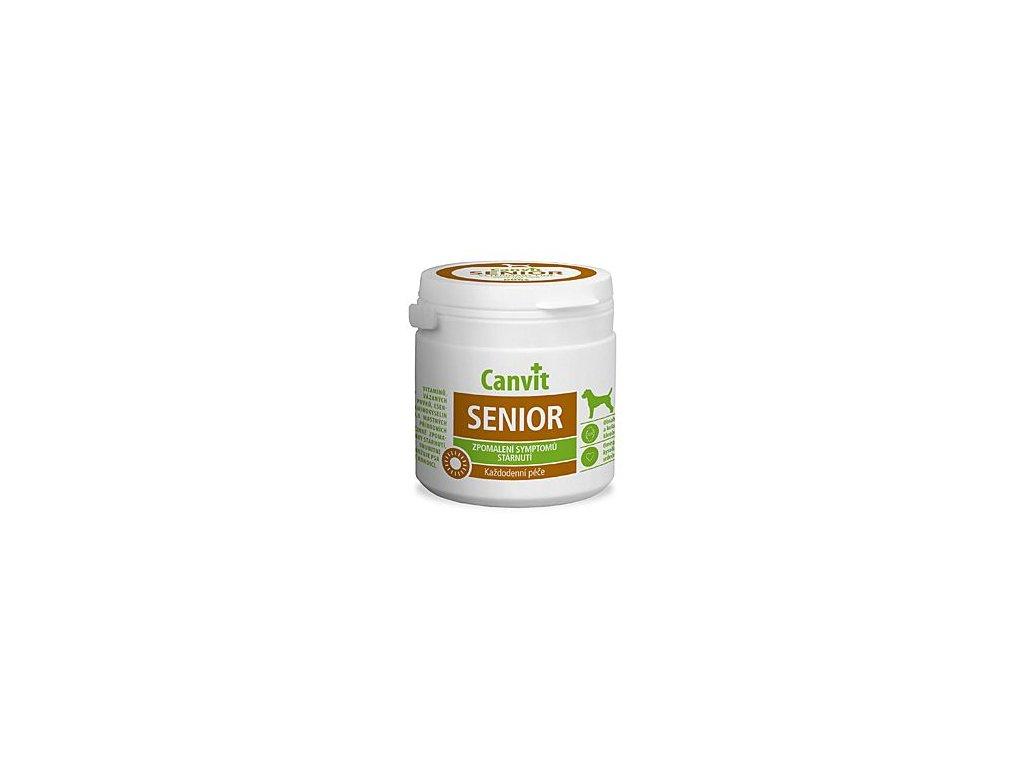 Canvit Senior pro psy ochucený 500 g