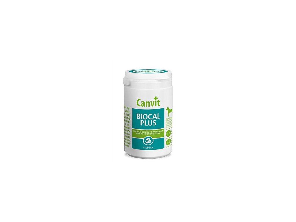 Canvit Biocal Plus pro psy ochucený 500 g