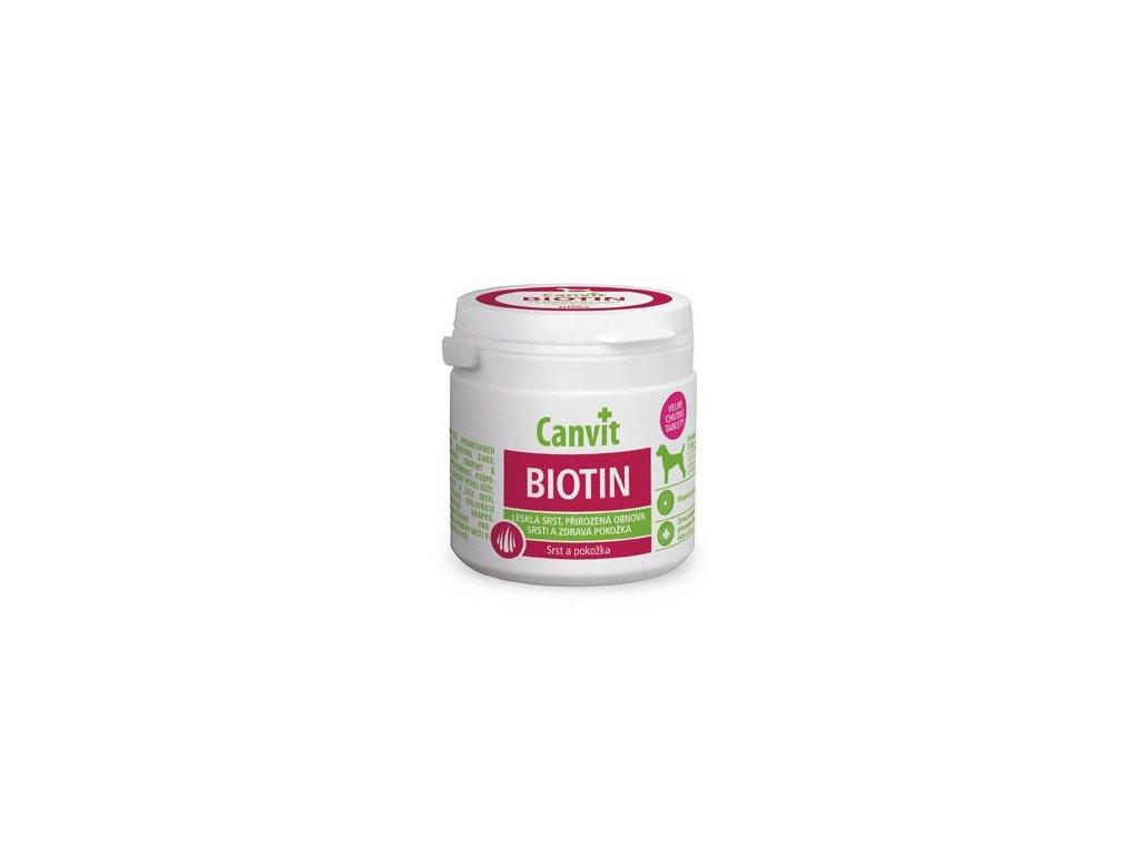 Canvit Biotin pro psy ochucený 100 g