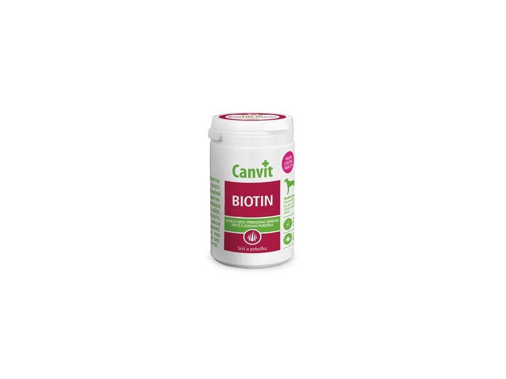 Canvit Biotin pro psy ochucený 230 g