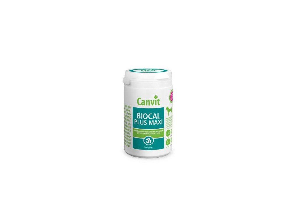 Canvit Biocal Plus MAXI pro psy ochucený 230 g