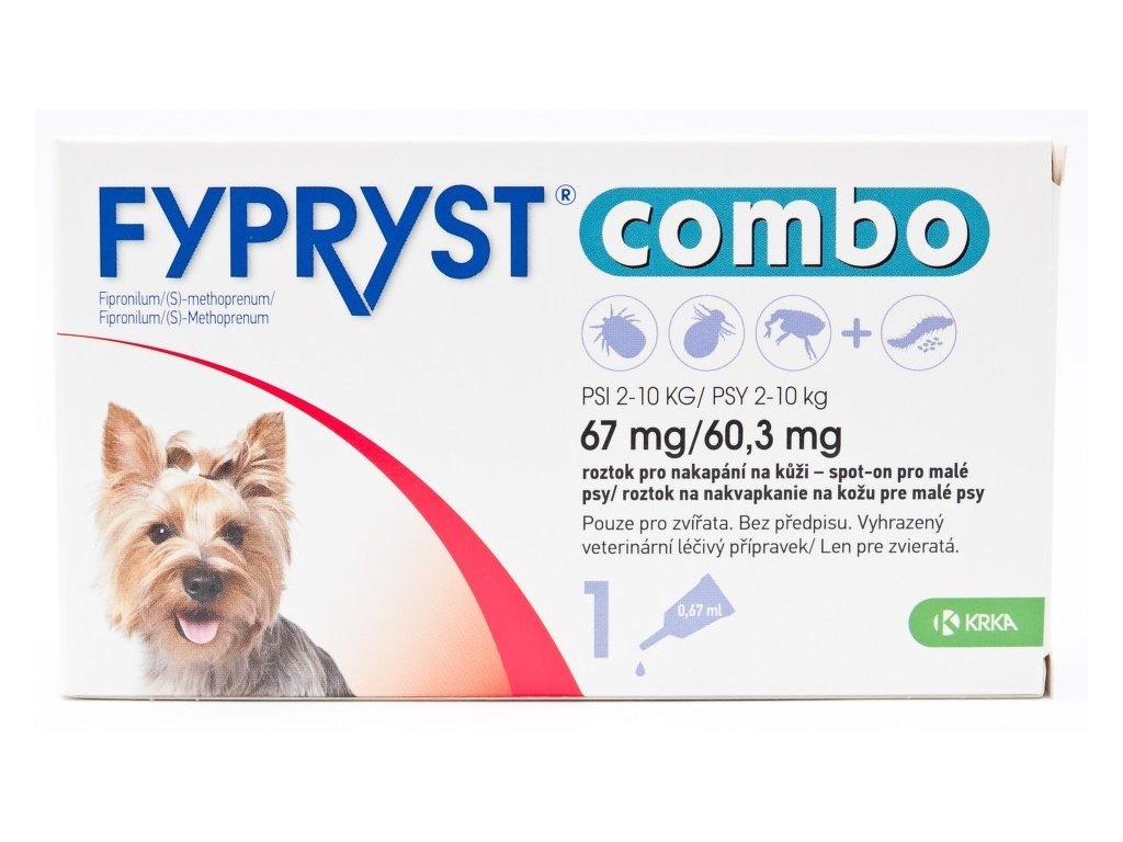 FYPRYST combo 1x0.67ml spot on pro psy 2 10kg