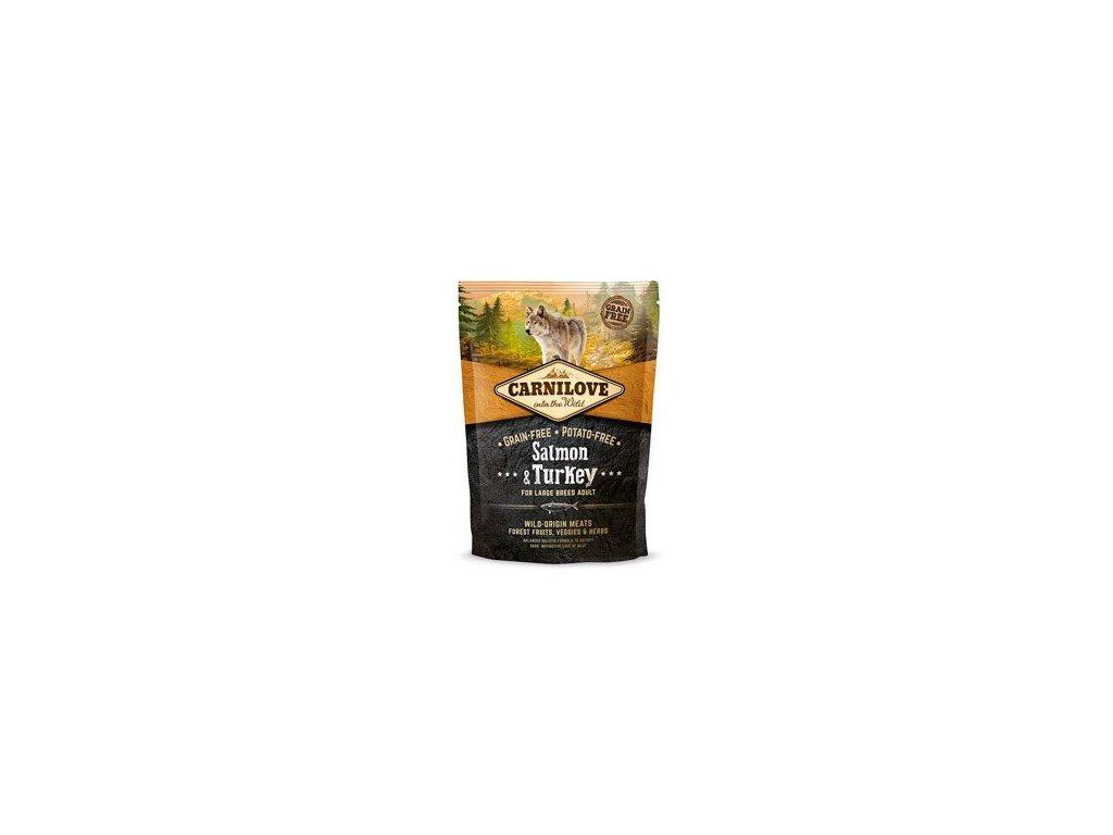 Carnilove Dog Salmon & Turkey for Large Breed Adult 1,5 kg