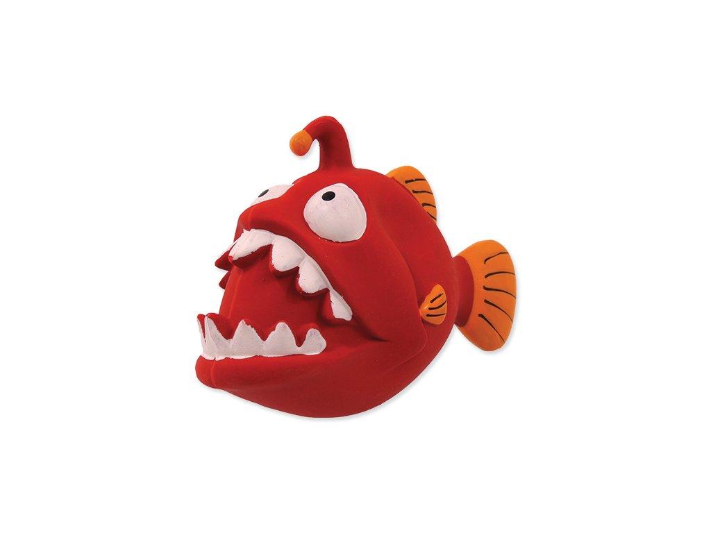 Hračka Dog Fantasy ryba se zvukem 18 cm