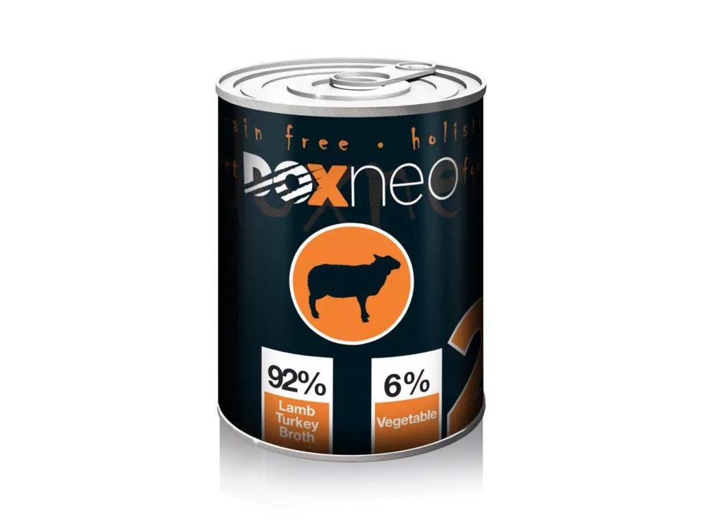 DOXNEO 2 konzerva jehněčí 400 g