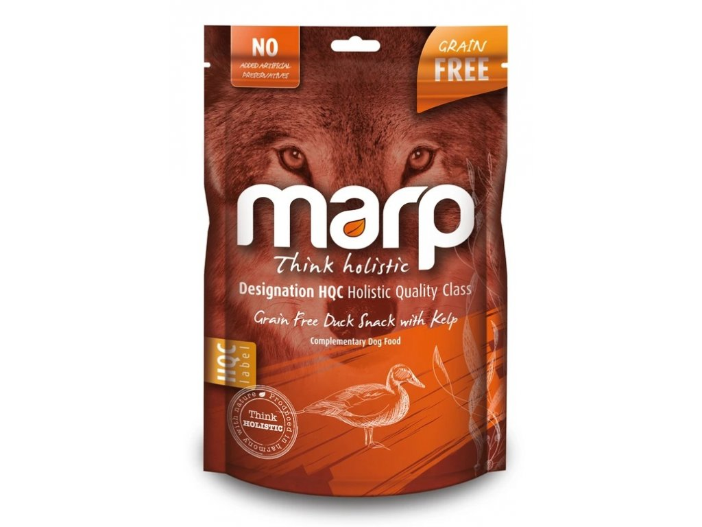 MARP holistic Kachní pamlsky s kelpou bez obilovin 150 g