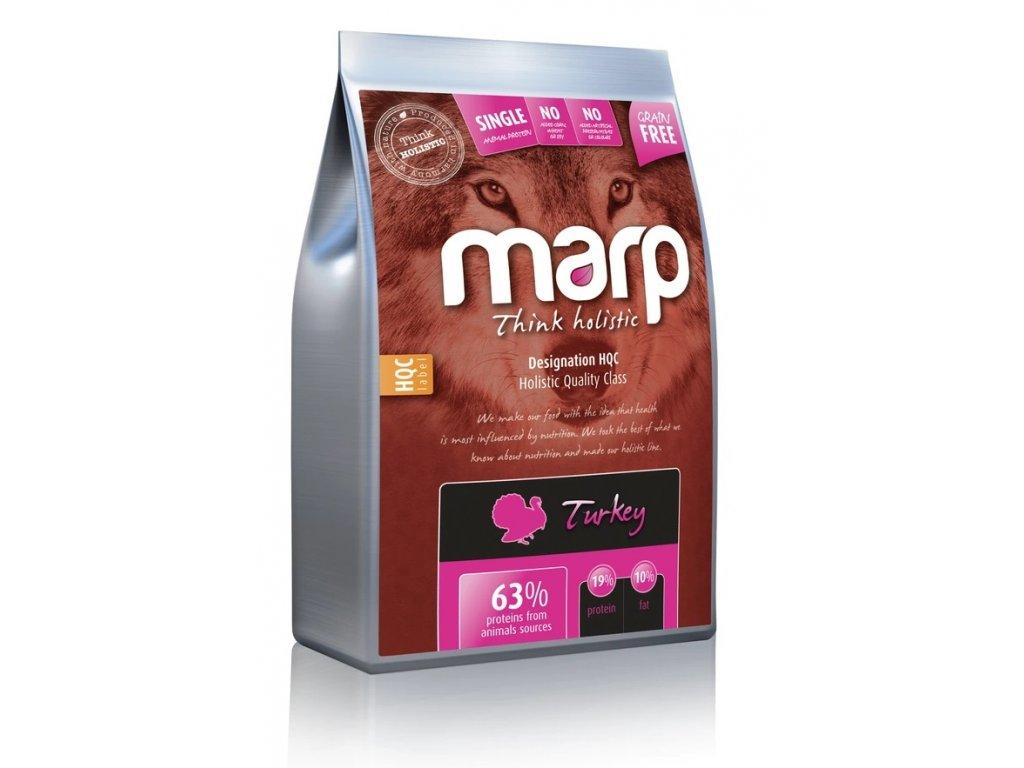 Marp Holistic Turkey S&L krůtí senior&light bez obilovin 2 kg