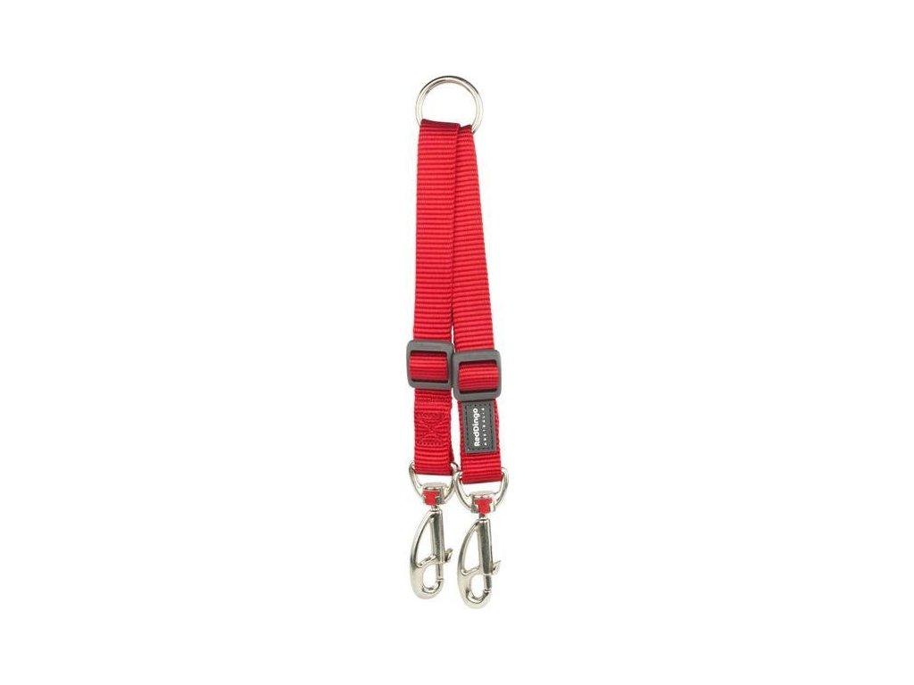 Rozdvojka Red Dingo 15 mm x 20 26 cm Červená