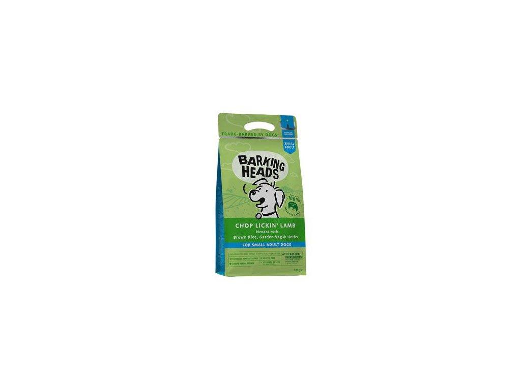 BARKING HEADS Chop Lickin' Lamb (Small Breed) 1,5 kg