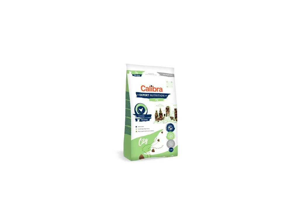 Calibra Dog Expert Nutrition City 7 kg