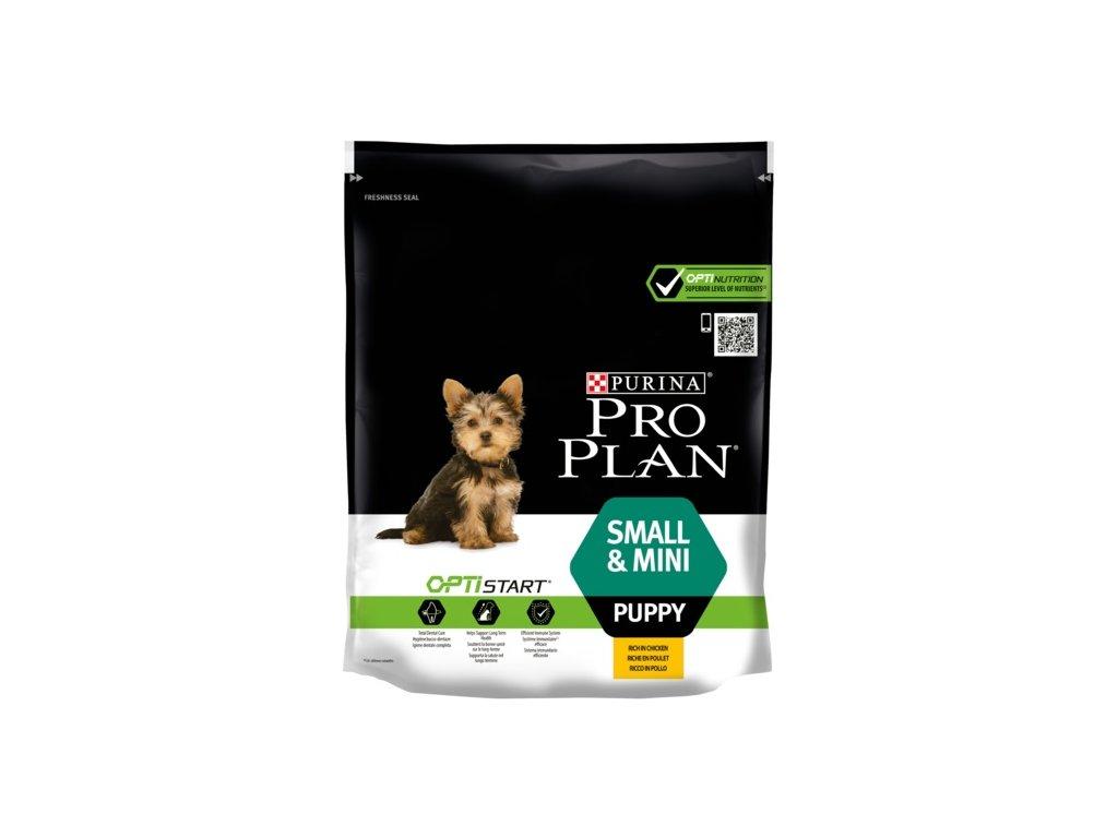 1289 1 pro plan small mini puppy optistart kureci 700 g