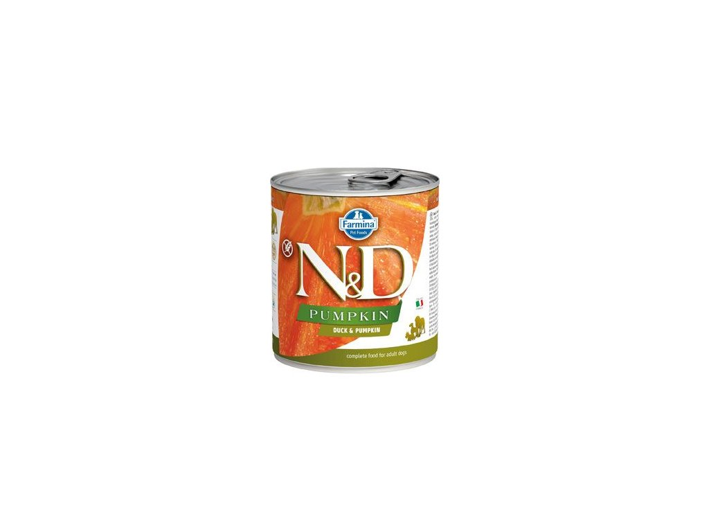 N&D DOG PUMPKIN Adult Duck & Pumpkin 285 g