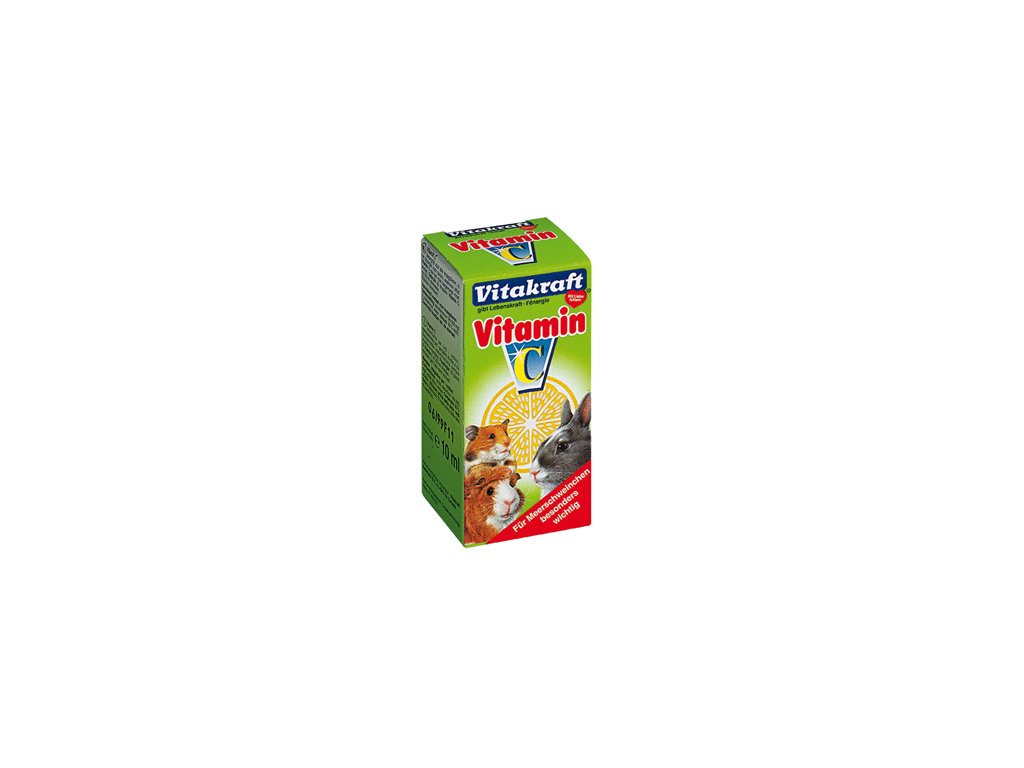 VITAKRAFT Vitamin C 10 ml