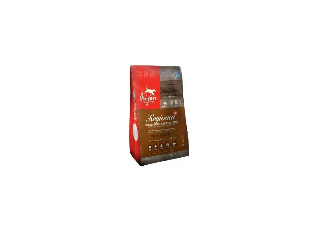 14114 orijen fd foods regional red dog 170 g