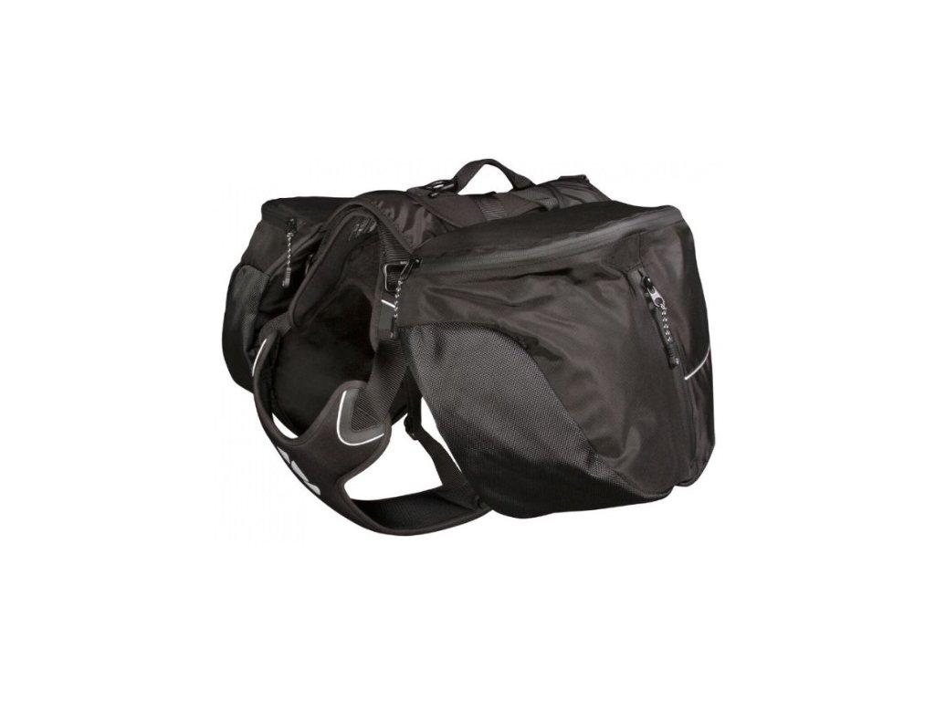 Batoh Hurtta cestovní Trail Pack černý3