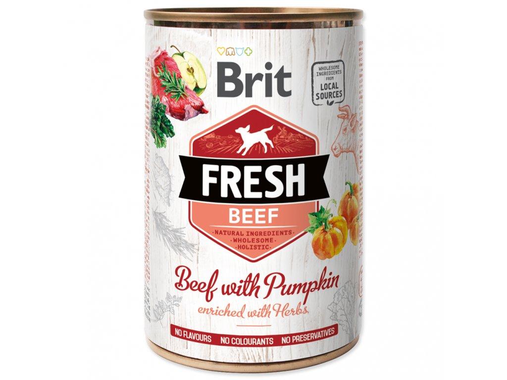 1448 brit fresh beef with pumpkin 400 g