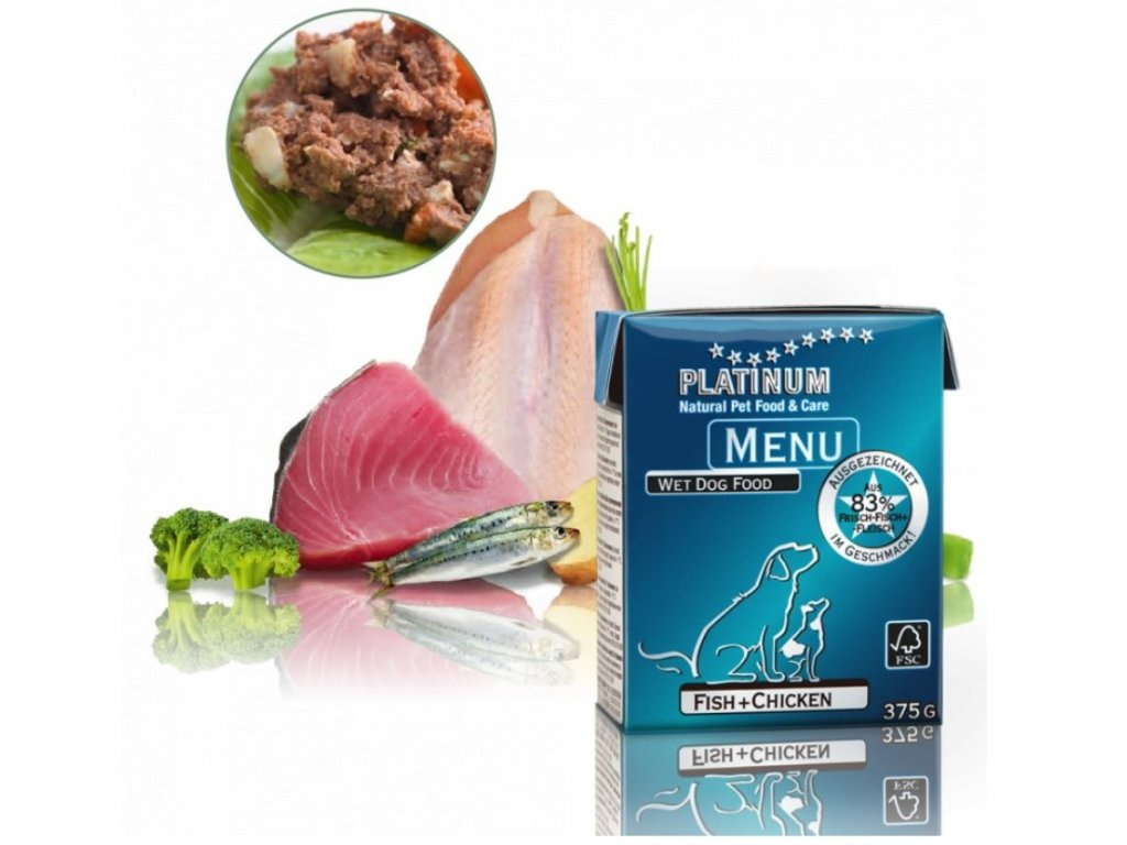 1454 1 platinum natural menu fish chicken 375 g