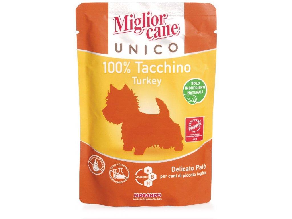 1607 miglior cane unico dog kapsa kruti 100 g