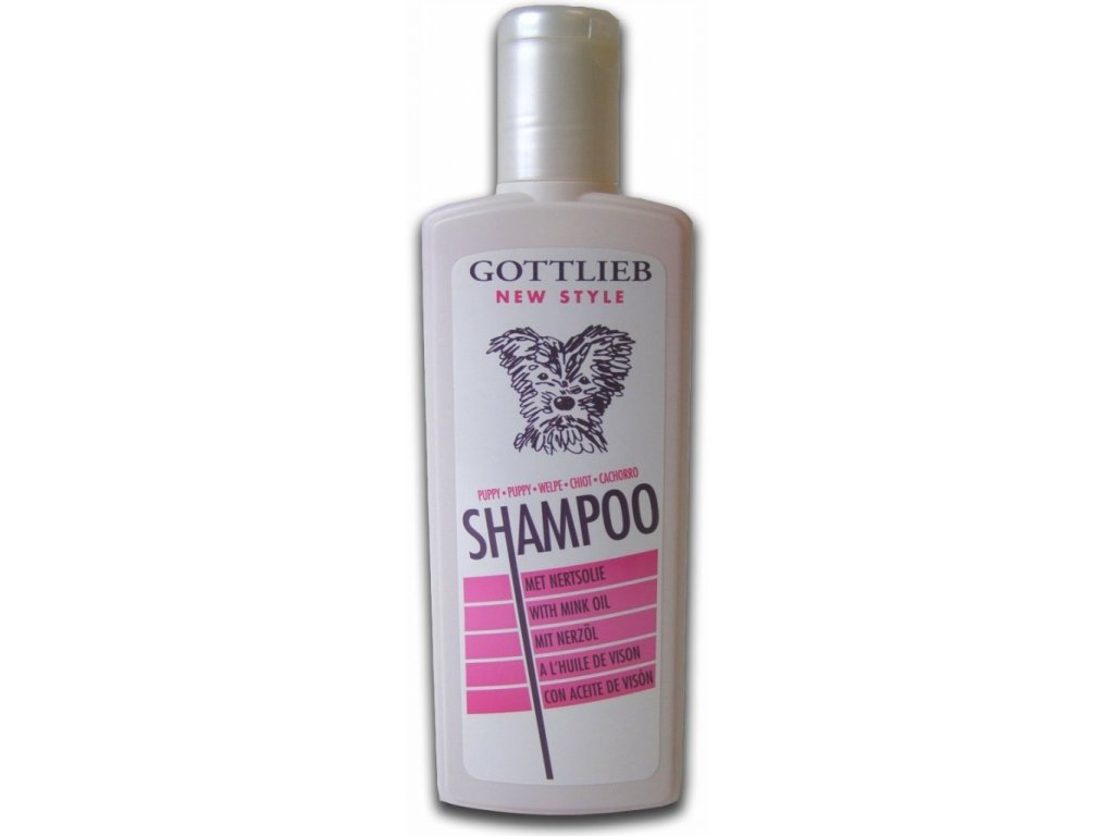 1748 1 gottlieb sampon puppy 300 ml