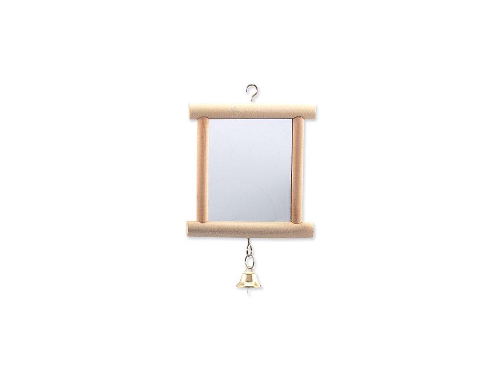 215 1 hracka bird jewel zrcatko s rolnickou