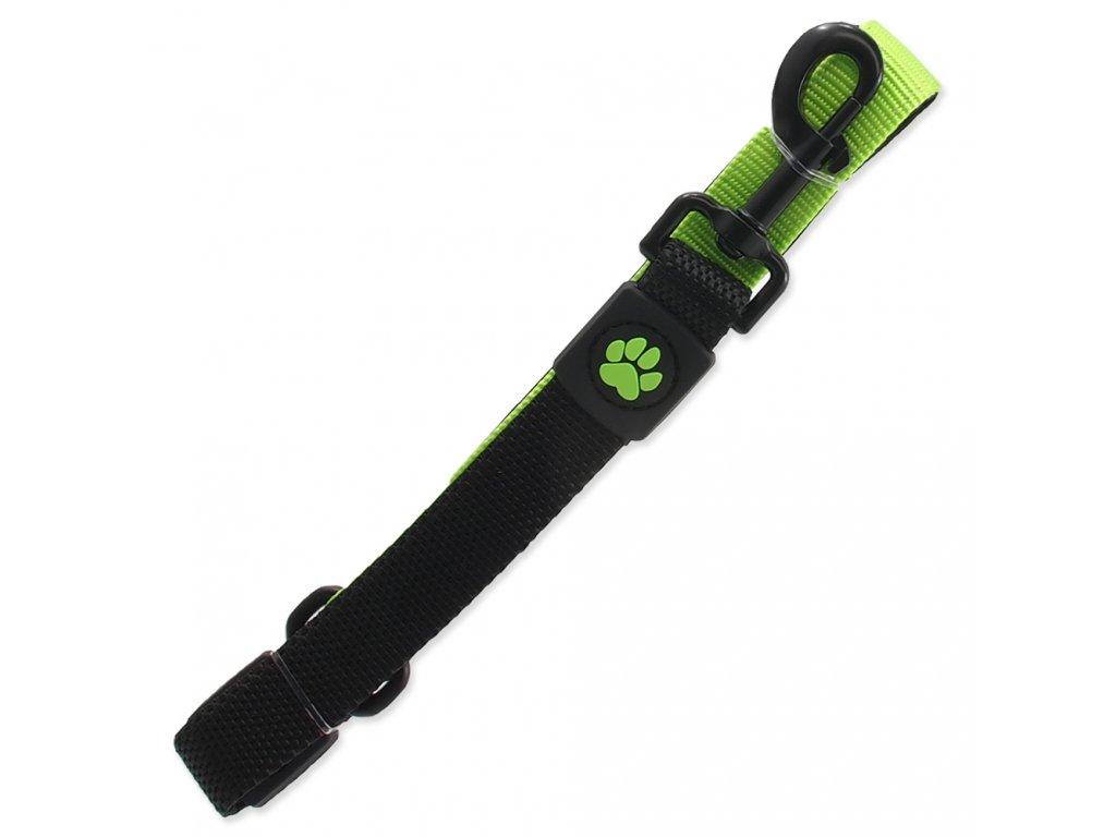 Vodítko ACTIVE DOG bungee neoprene 55 cm - Limetkové (Velikost Velikost XL)