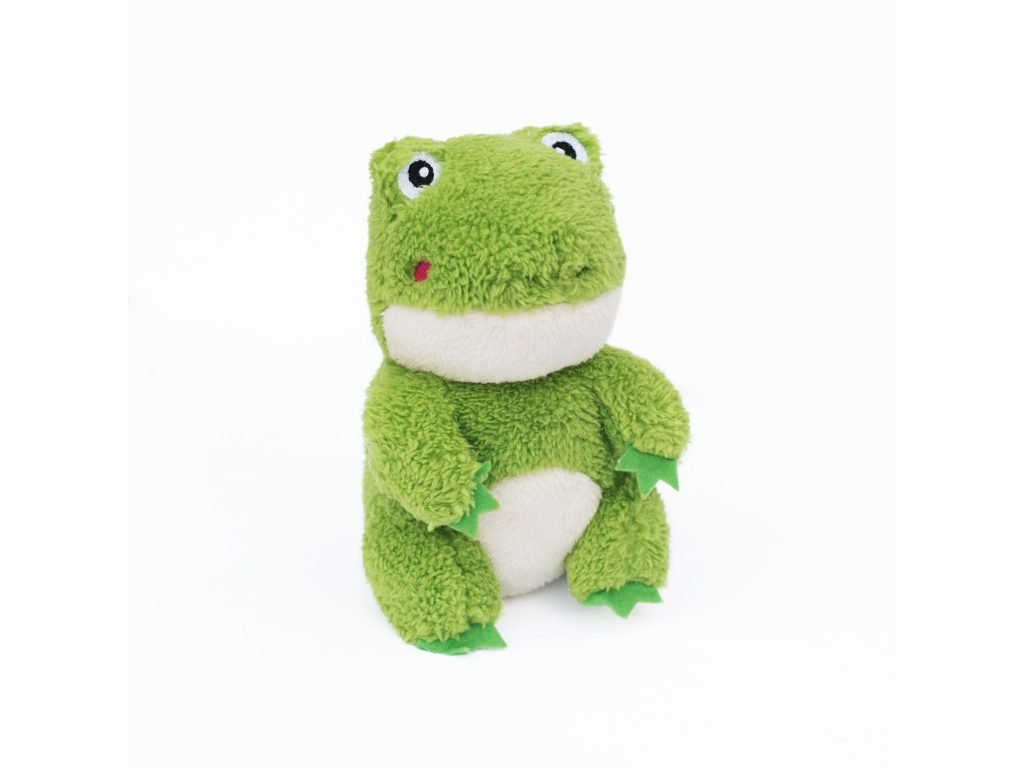 Zippy Paws Cheeky Chumz Frog