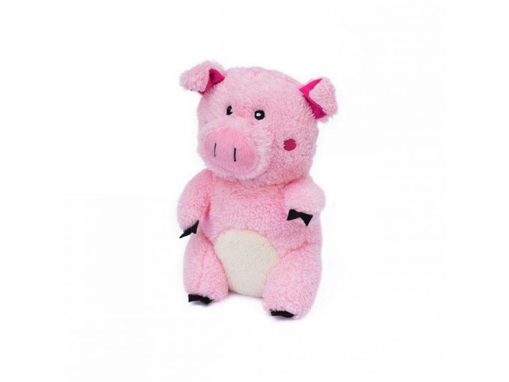 Zippy Paws Cheeky Chumz Pig