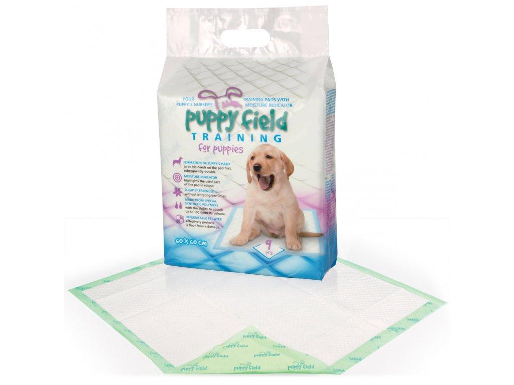 2753 puppy field training pads 9 ks