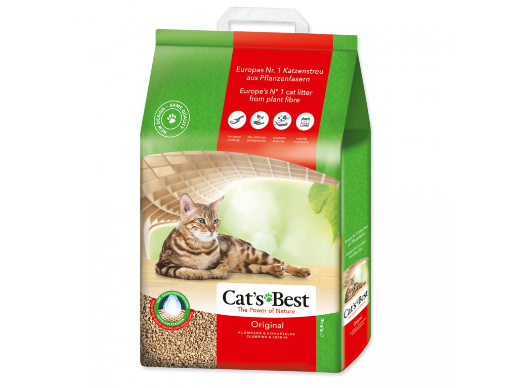 2828 kockolit jrs cat s best original 20l 8 6kg