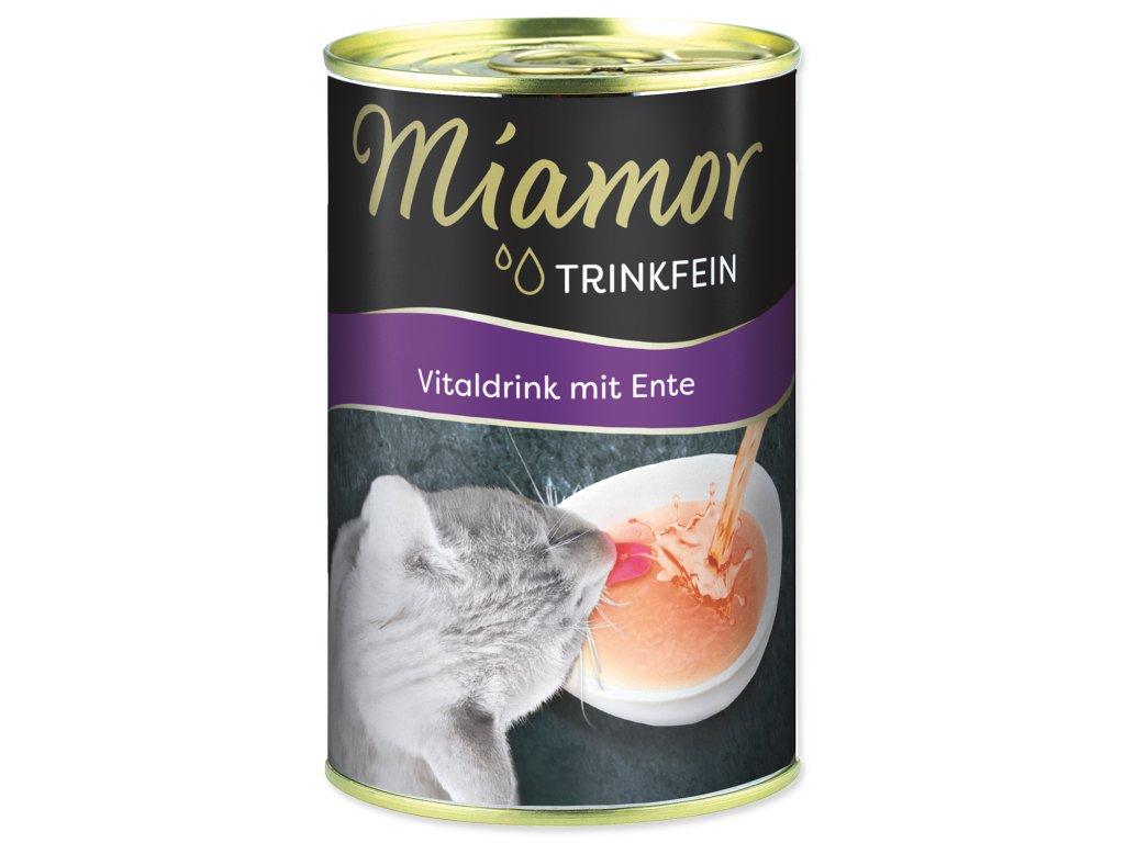 2942 miamor vital drink kachna 135 ml