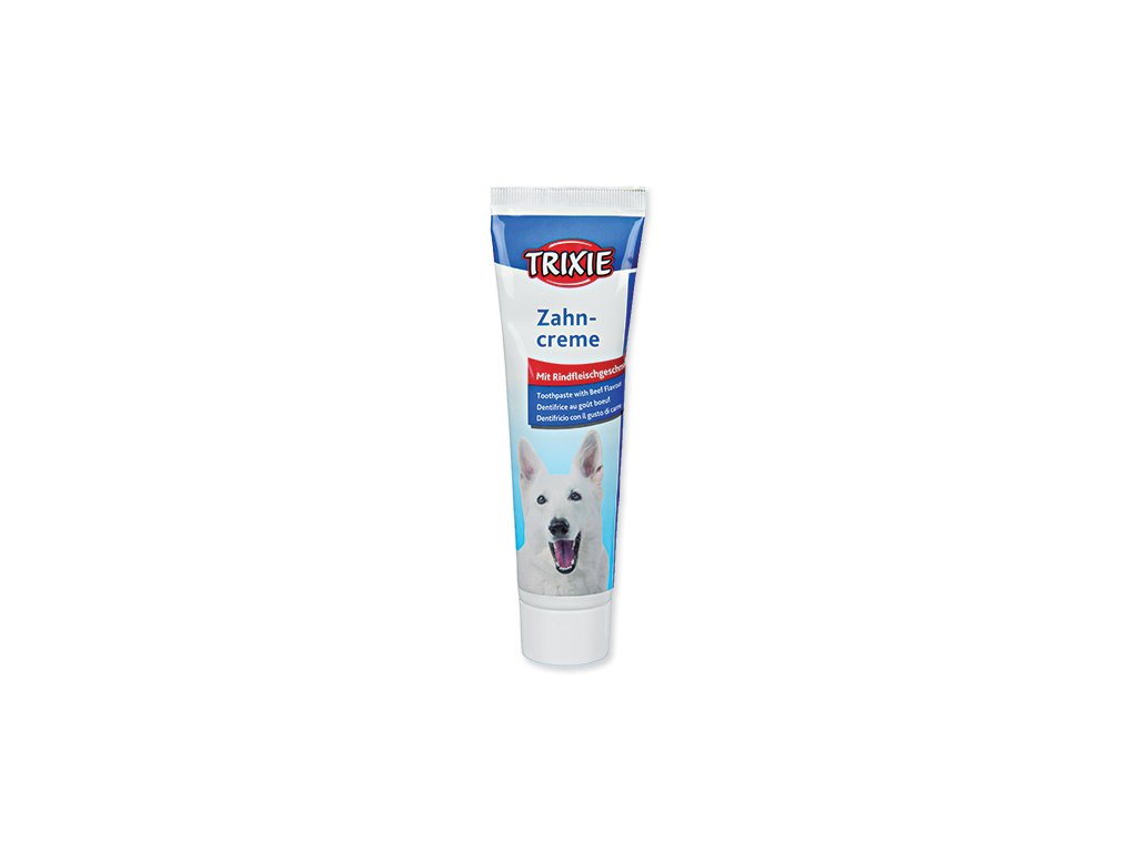 3005 trixie zubni pasta pro psy hovezi 100 g