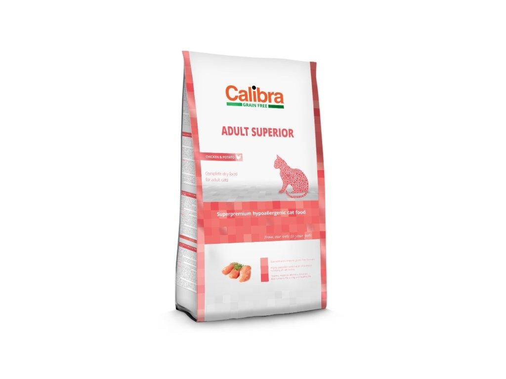 3383 calibra cat adult superior chicken potato 7 kg