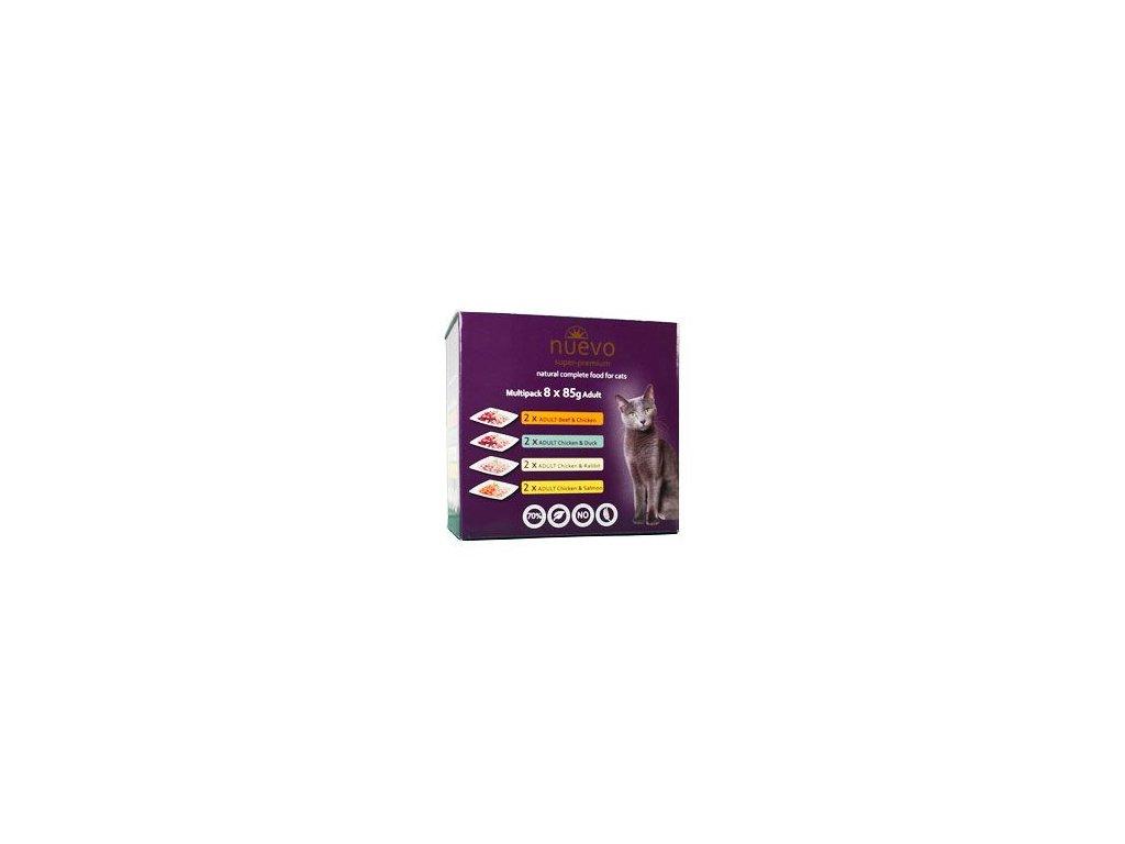 3521 nuevo kocka kapsa adult multipack 8x85 g