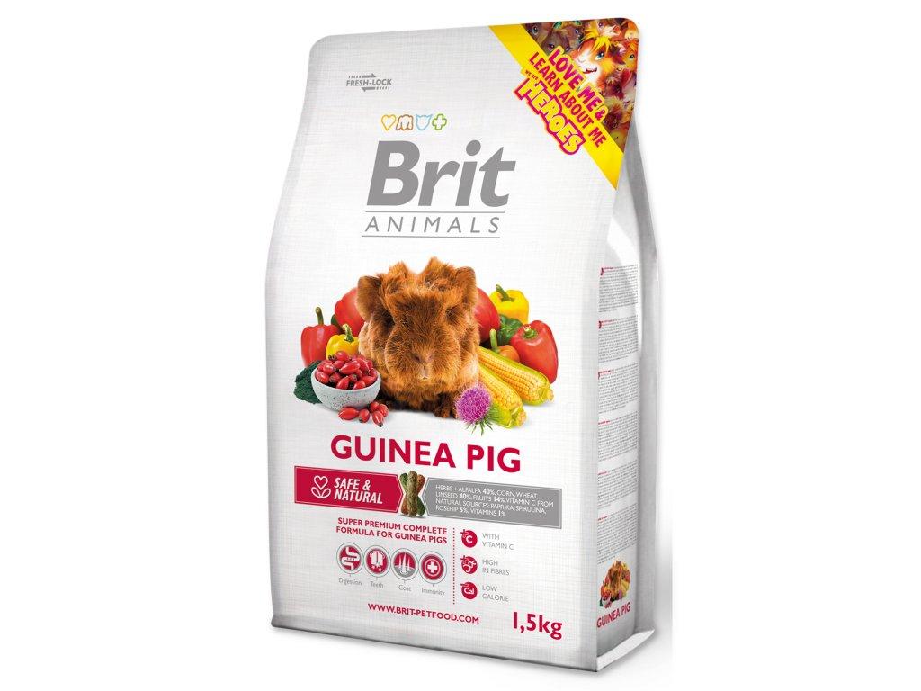 380 1 Brit Animals guinea pig complete 1 5 kg