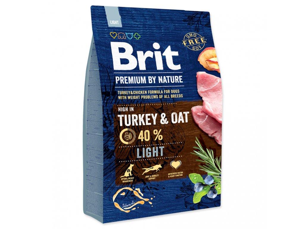 3800 1 brit premium by nature light 3 kg