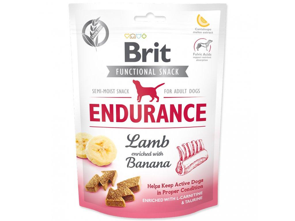 3923 brit care dog functional snack endurance lamb 150 g