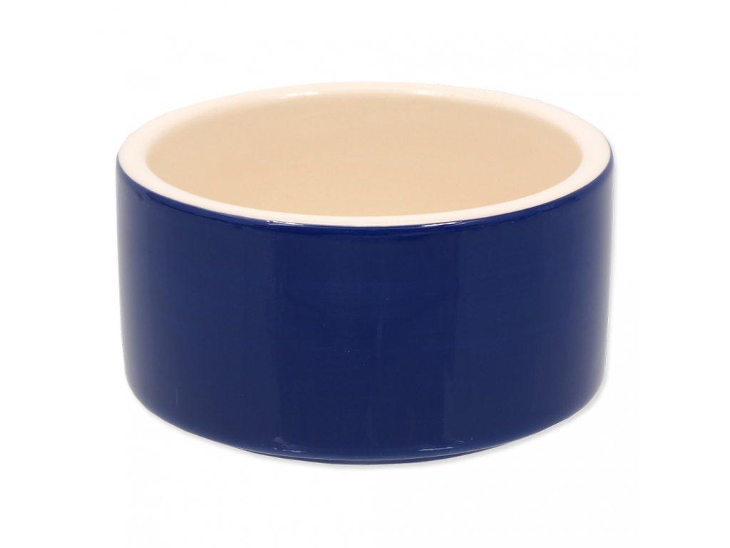 Miska Small Animals keramická 10 cm (Barva Modrá)