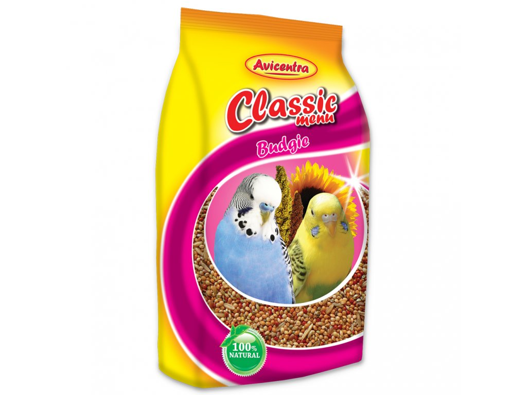 80 1 Avicentra classic menu smes pro andulky 1 kg