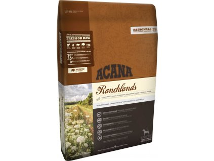 4394 acana regionals ranchlands 340 g
