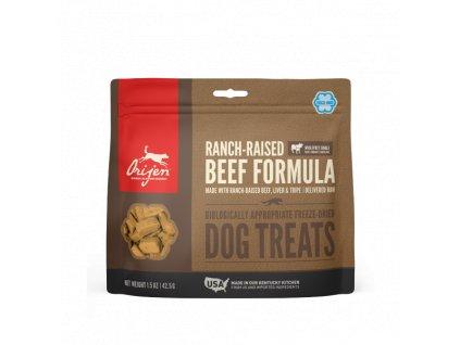 4631 4 orijen ranch raised beef 42 5 g