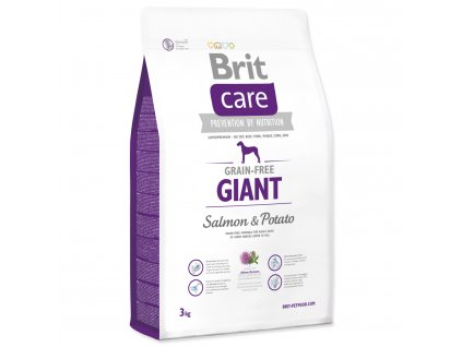 1037 1 brit care grain free giant salmon potato 3 kg